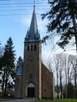 02 Mahrisch-schlesisches Bergland/171770/miedzylesiefrueher-mittelwalde-in-schlesien-ehemalige-evangelische Miedzylesie(früher Mittelwalde in Schlesien): ehemalige evangelische Kirche. 2011-11-18