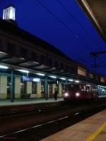 03 Nebenbahnen mit M131/172485/2011-11-19-436a-hradec-kralove-csd-m1311441-zelpage-sonderfahrt 2011-11-19 436a Hradec-Kralove CSD-M131_1441  Zelpage-Sonderfahrt