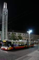 03 Nebenbahnen mit M131/172488/2011-11-19-453a-hradec-kralove-obus-dpmhk-71-skoda-31tr2011 2011-11-19 453a Hradec-Kralove Obus DPmHK-71  (Skoda-31Tr=2011)