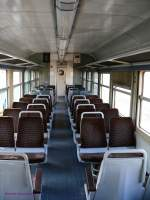 korsika-corse/43177/cfc-x97054-innenansicht-hersteller-soul-cfc1992cfc-chemin CFC X97054 Innenansicht (Hersteller: Soulé-CFC1992) CFC (Chemin de Fer de la Corse - korsische Eisenbahn) 2009-10-17 Calvi